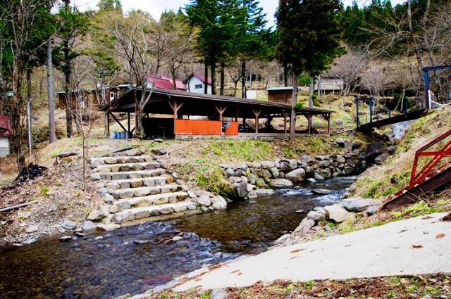 岐阜県郡上市大和町にあるキャンプ スキー 天然温泉は母袋 もたい